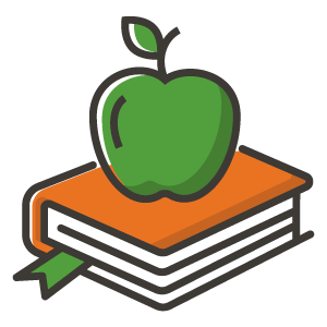 healthy recipes icon