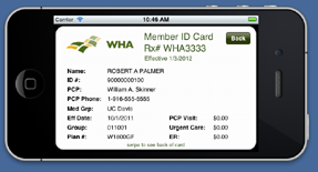 MyWHA | Manage Your Health Insurance Account | Western ...